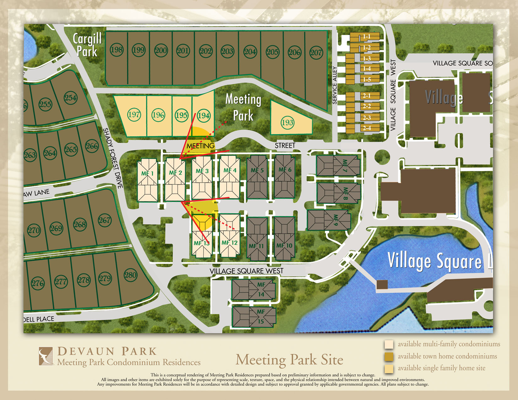 Devaun park calabash nc traditional neighborhood design - Traditional neighborhood design house plans ...