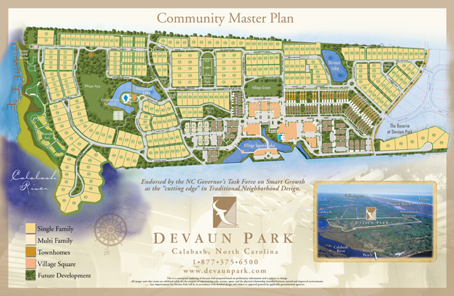 Devaun Park Calabash NC Luxury Real Estate